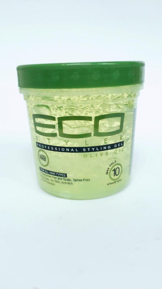 ECO STYLER STYLING GEL OLIVE OIL 16 OZ