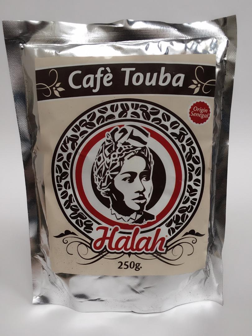 HALAH CAFE TOUBA  250 GR