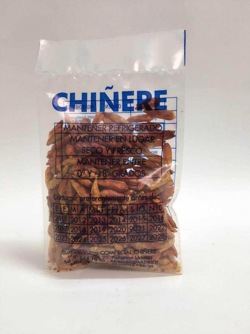 CHINERE DRY PEPPER 50 GR