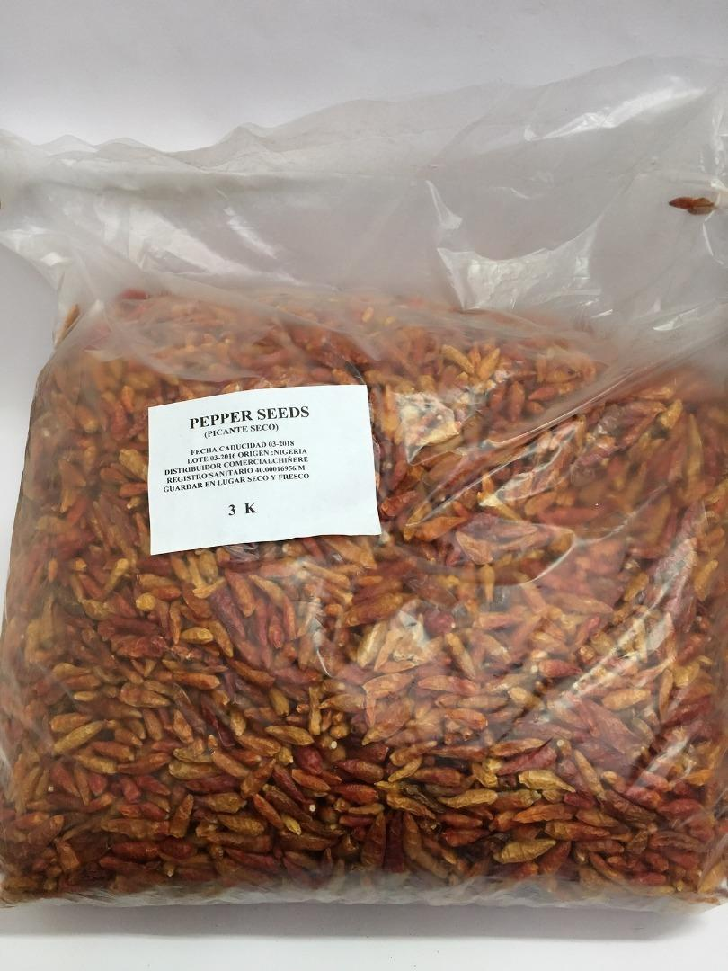 CHINERE DRY PEPPER  3 K
