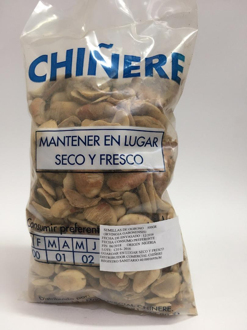 CHINERE OGBONO SEEDS 500 GR