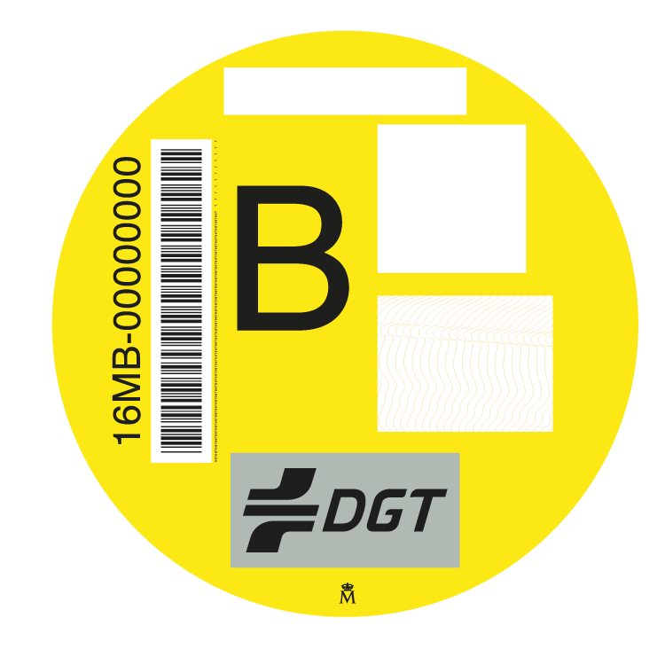 Distintivo ambiental DGT