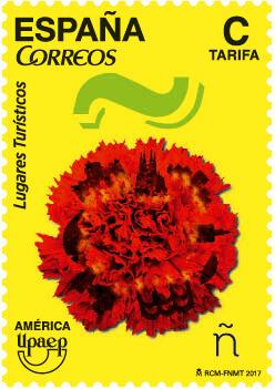 Pack de 50 sellos Tarifa C (internacional)