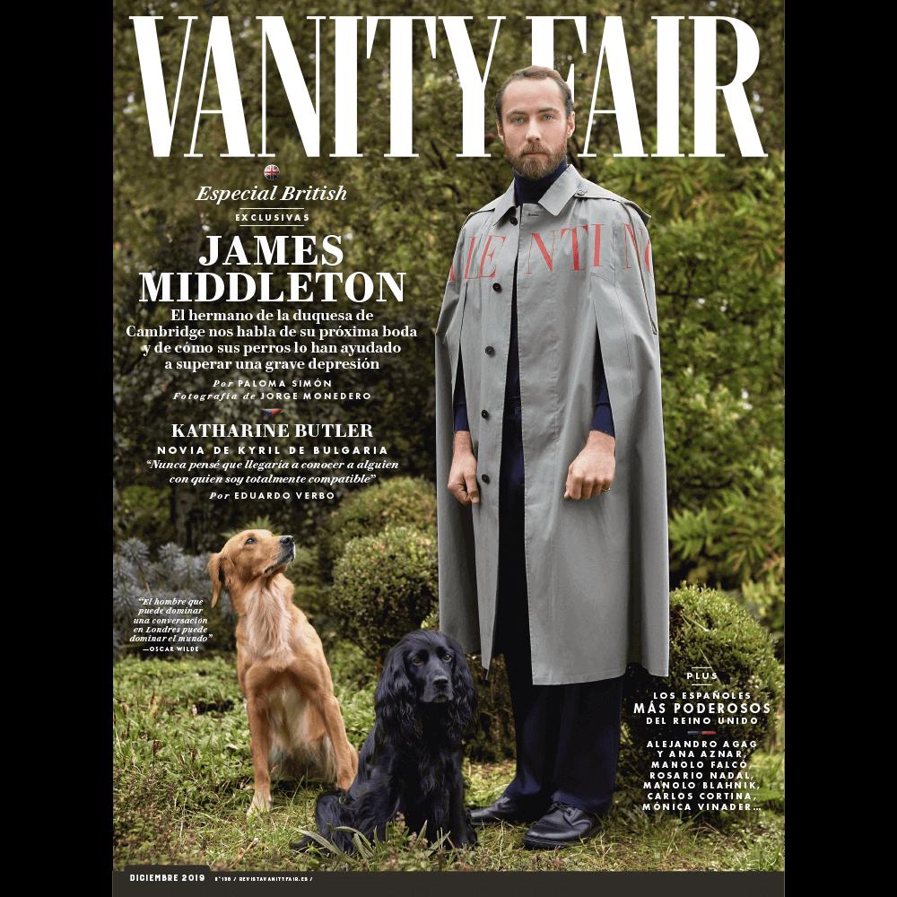 Suscripción revista Vanity Fair 12 meses