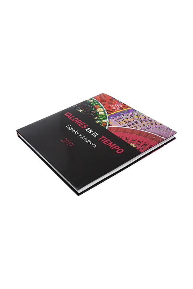 Libro Anual con Sellos 2017