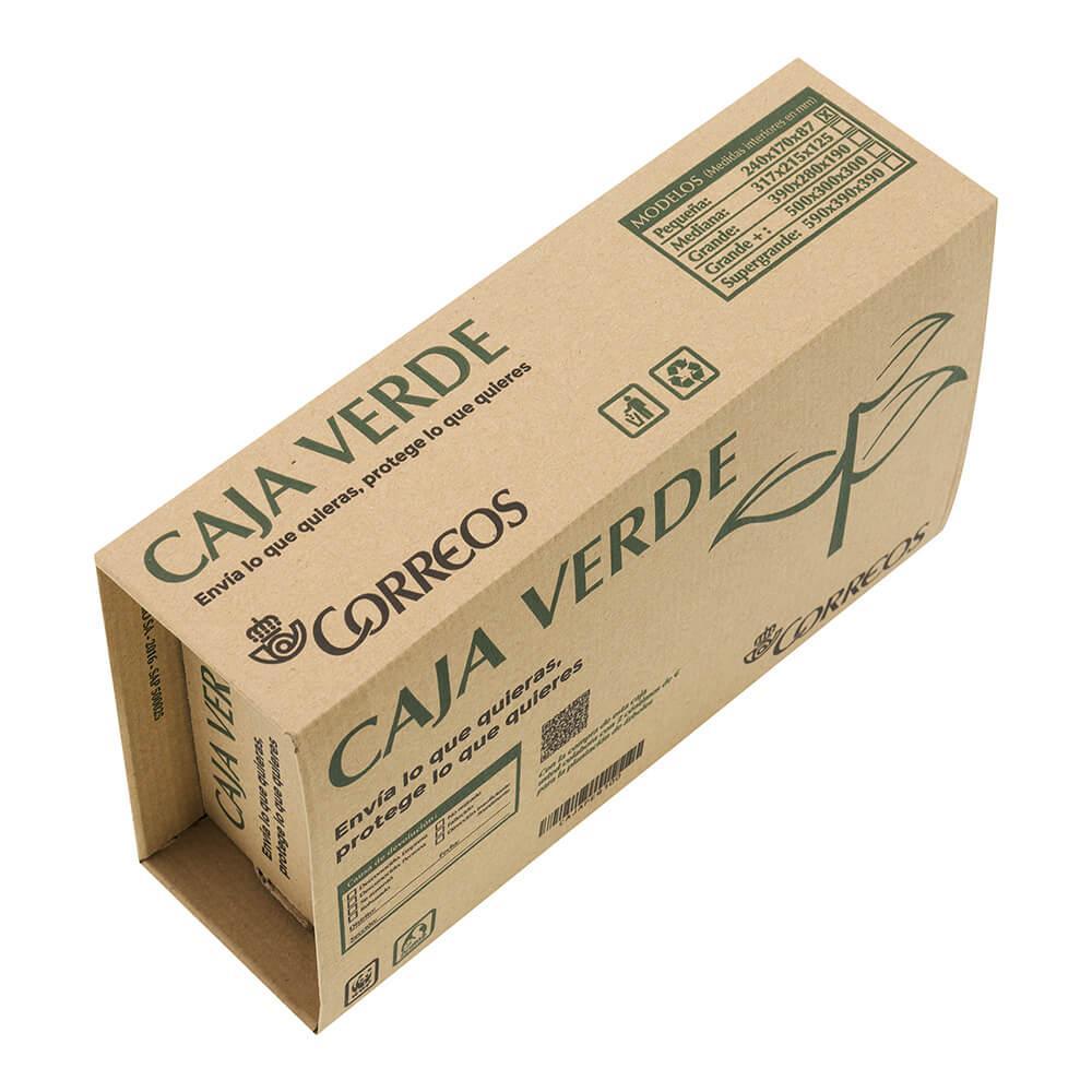 Caja de cartón pequeña