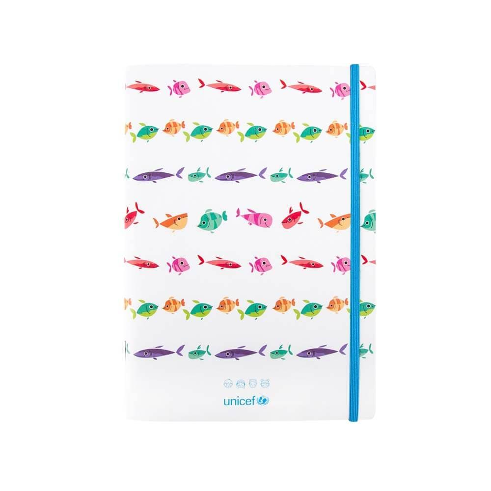 Cuaderno Peces UNICEF