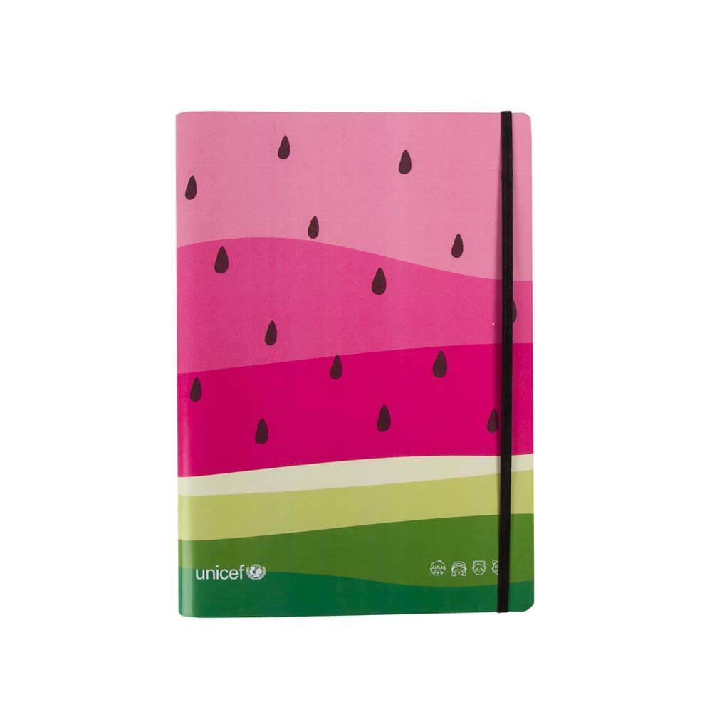 Cuaderno Sandía UNICEF