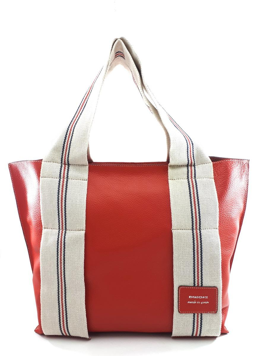 DIMONI SHOPPER ROJO