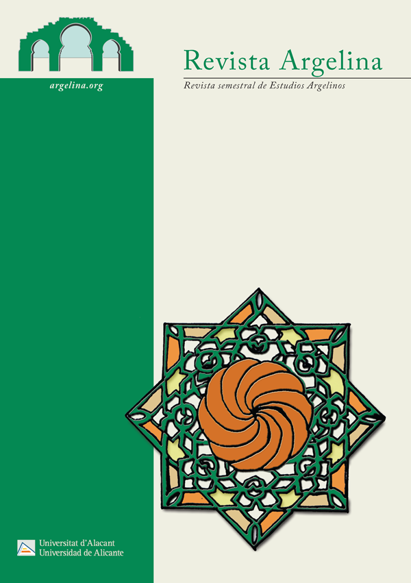 Revistas Revista Argelina