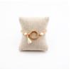 Pulsera gold circle