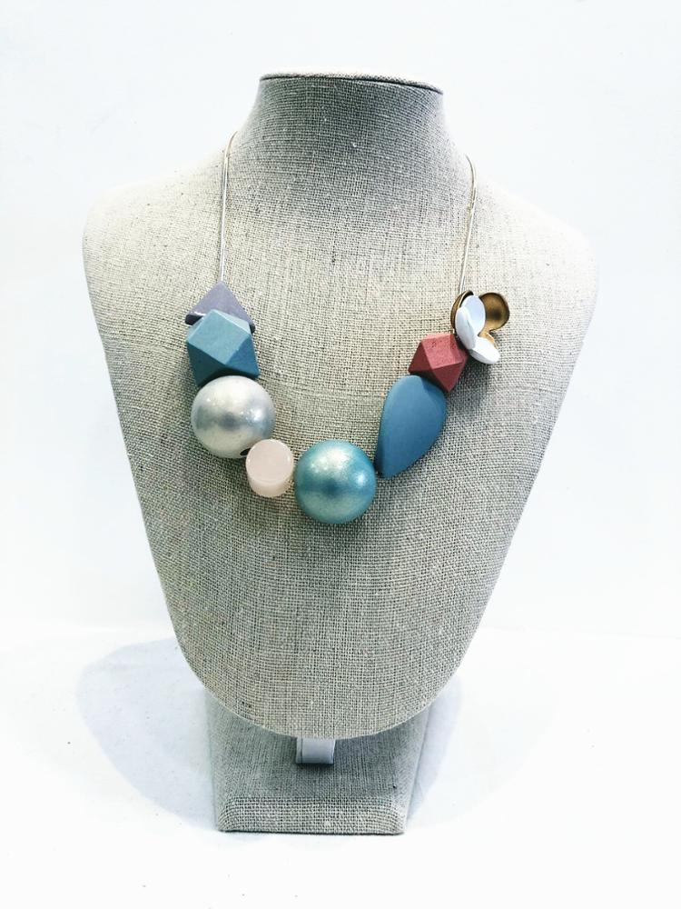Collar Geometrico