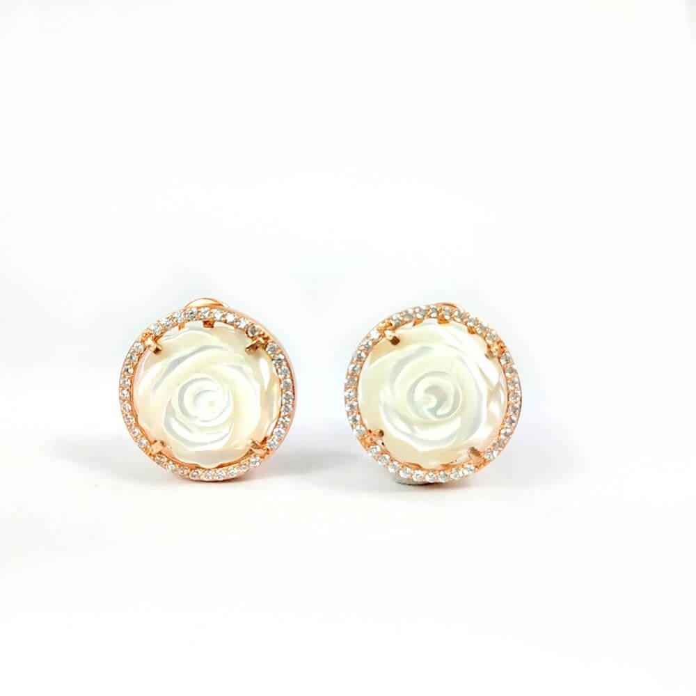 Pendientes Vintage Pearl
