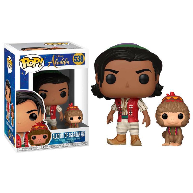 Aladdin con Abu