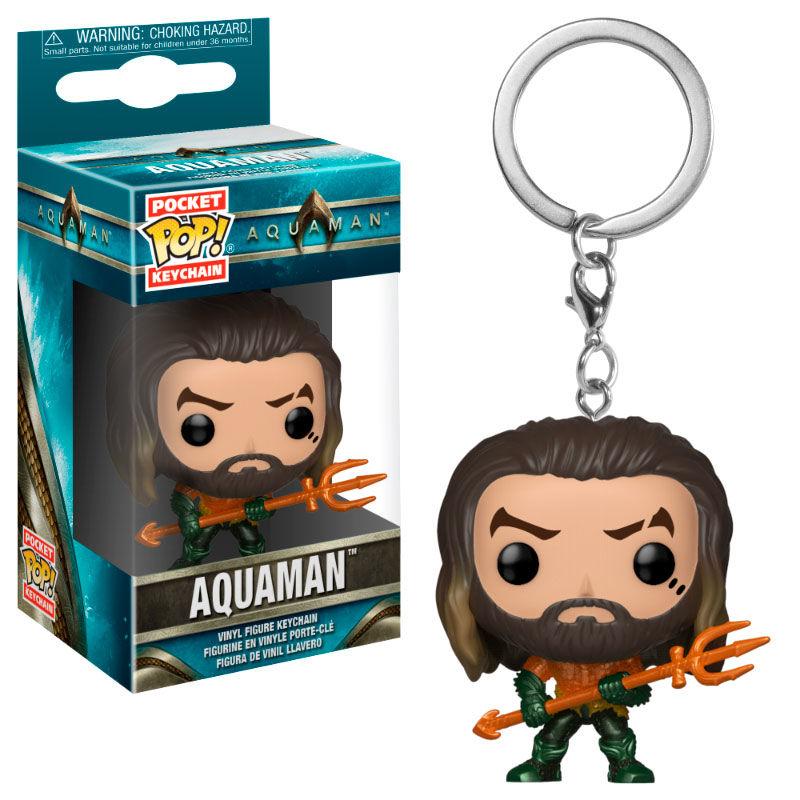 Llavero Aquaman