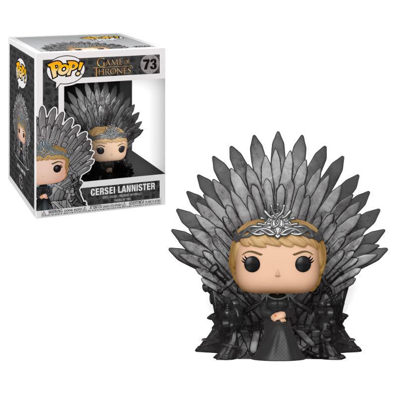 Cersei Lannister en el Trono