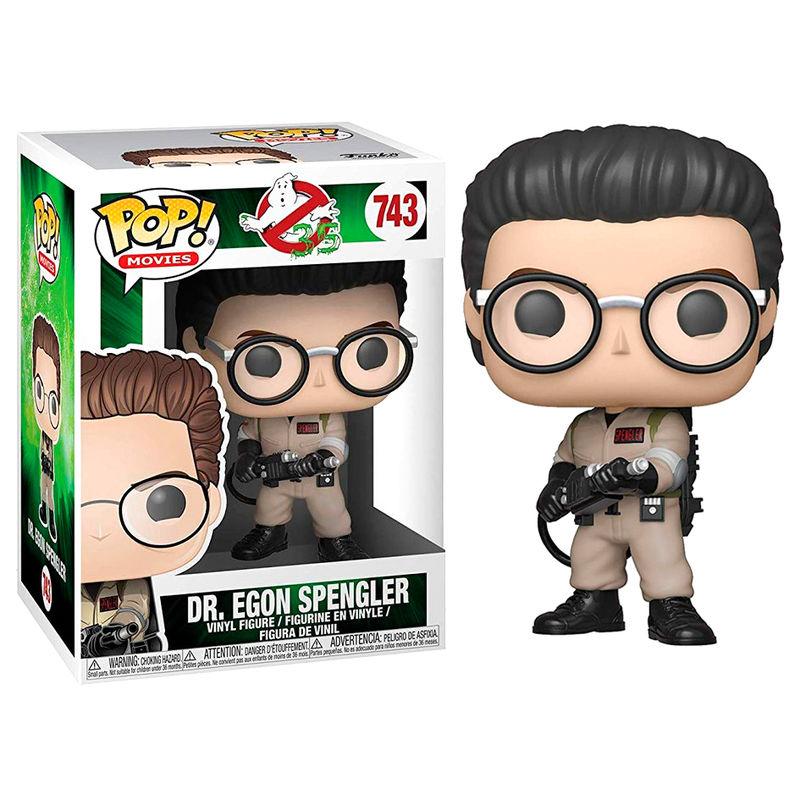 Dr Egon Spengler