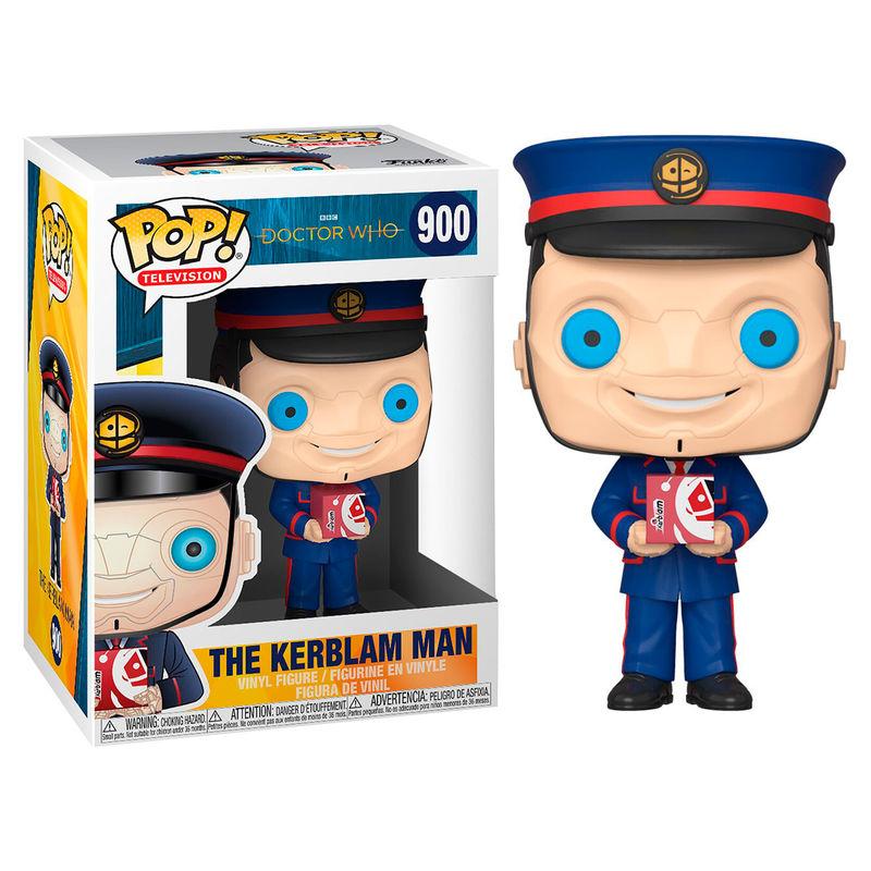 The Kerblam Man
