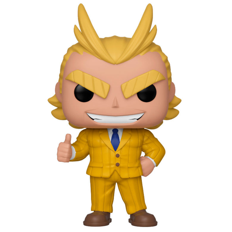 All Might Profesor