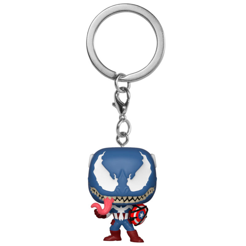 Llavero Capitan America Venom