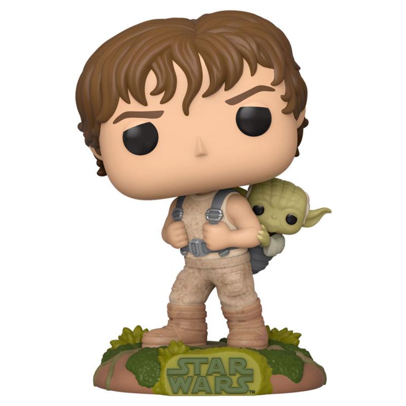 Luke con Yoda