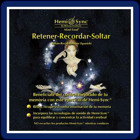 Retener-Recordar-Soltar (en español)