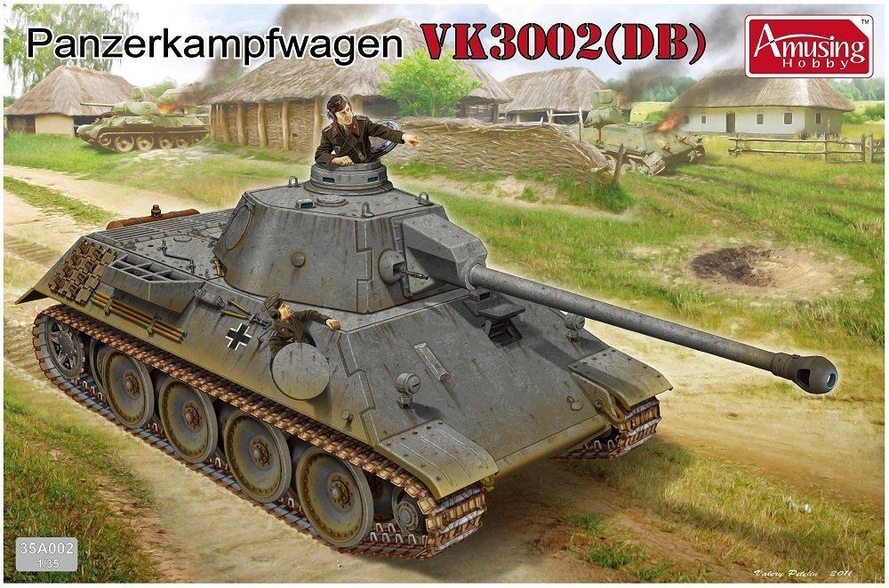 AMUSING HOBBY 35A002 Panzerkampfwagen VK3002 (DB)