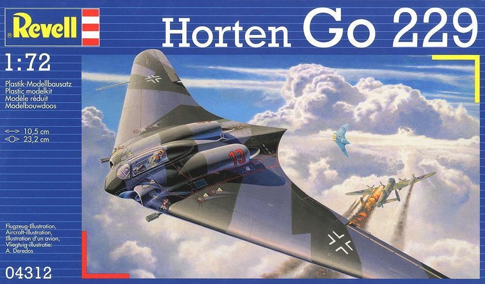 REVELL 04312 Horten Go 229