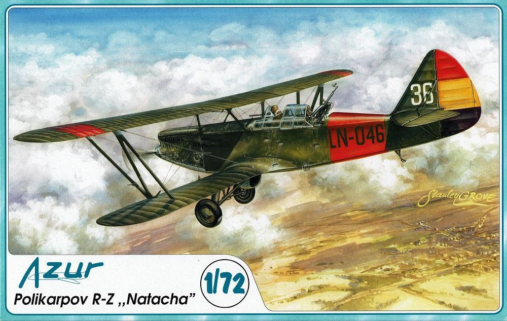 AZUR A033 Polikarpov R-Z 'Natacha'