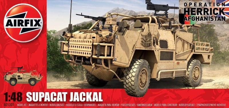 AIRFIX 05301 Supacat 'Jackal'