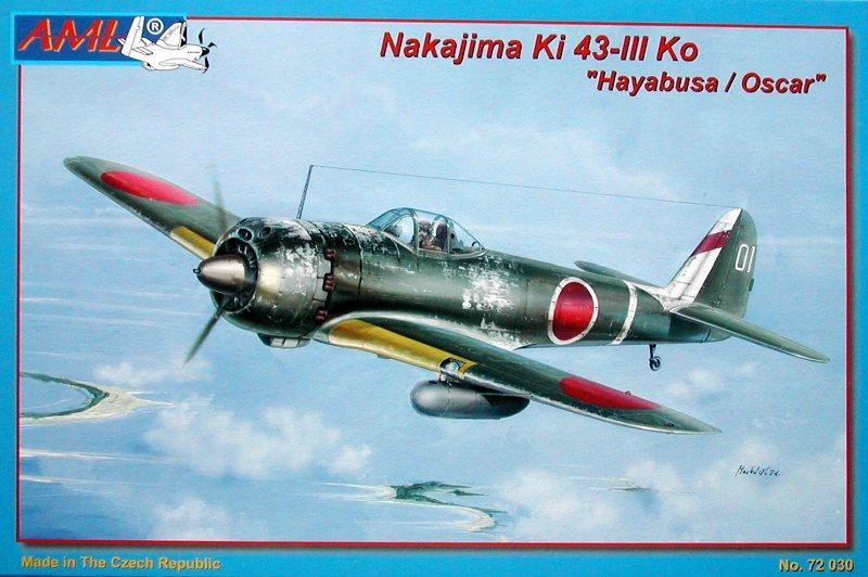 AML 72030 Nakajima Ki-43-III Ko Hayabusha 'Oscar'