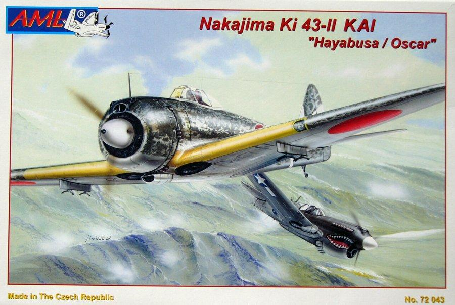 AML 72043 Nakajima Ki-43-II Kai Hayabusa 'Oscar'