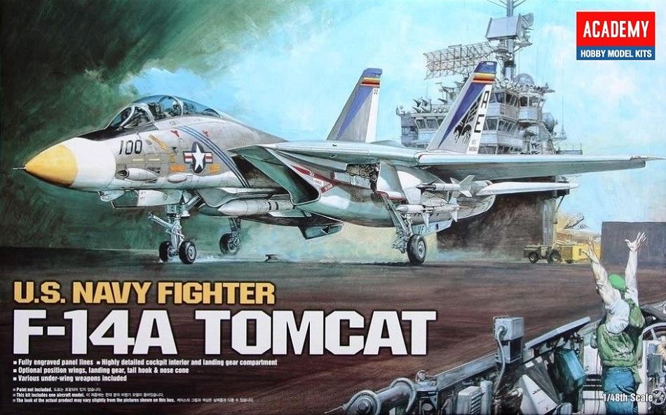 ACADEMY 12253 Grumman F-14A 'Tomcat'