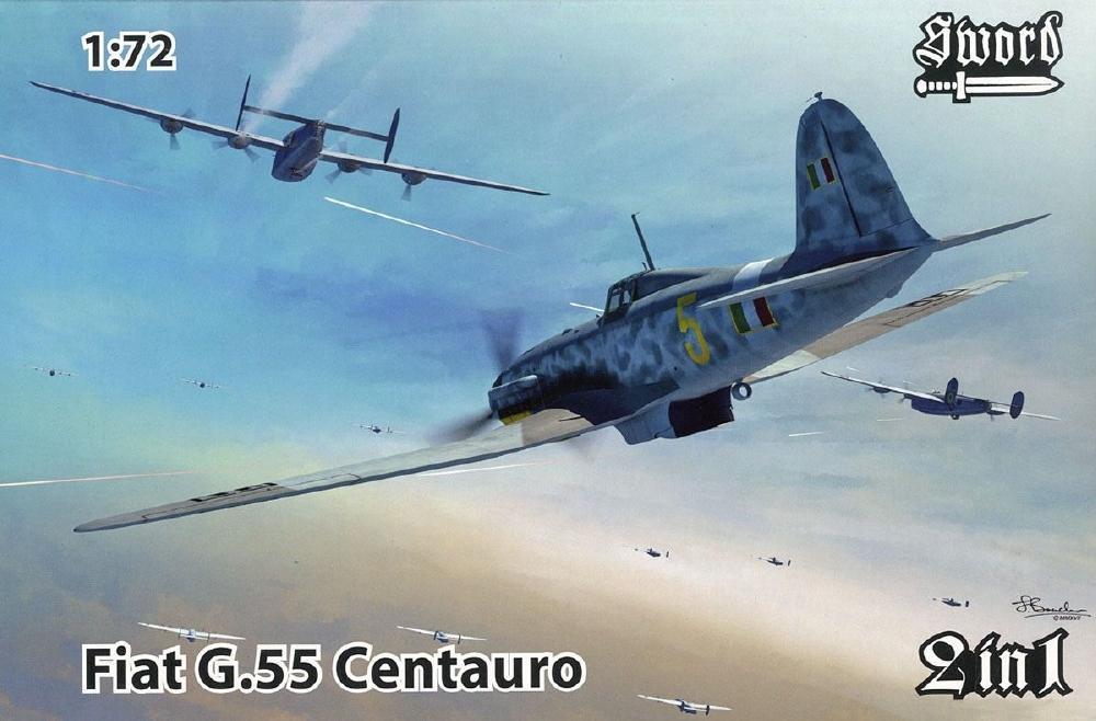 SWORD 72104 Fiat G.55 'Centauro'