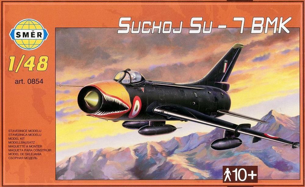 SMER 0854 Sukhoi Su-7BMK