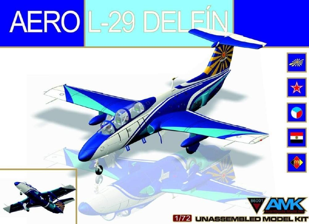 AVANTGARDE MODEL KITS 86001 Aero L-29 'Delfin'