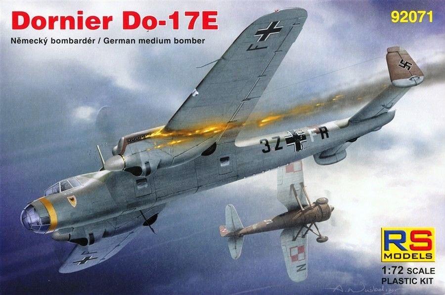 RS MODELS 92071 Dornier Do 17E