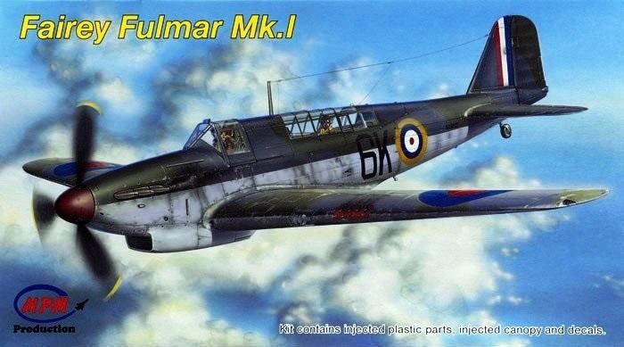 MPM 48056 Fairey Fulmar Mk.I