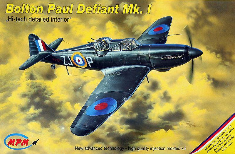 MPM 72530 Boulton-Paul Defiant Mk.I