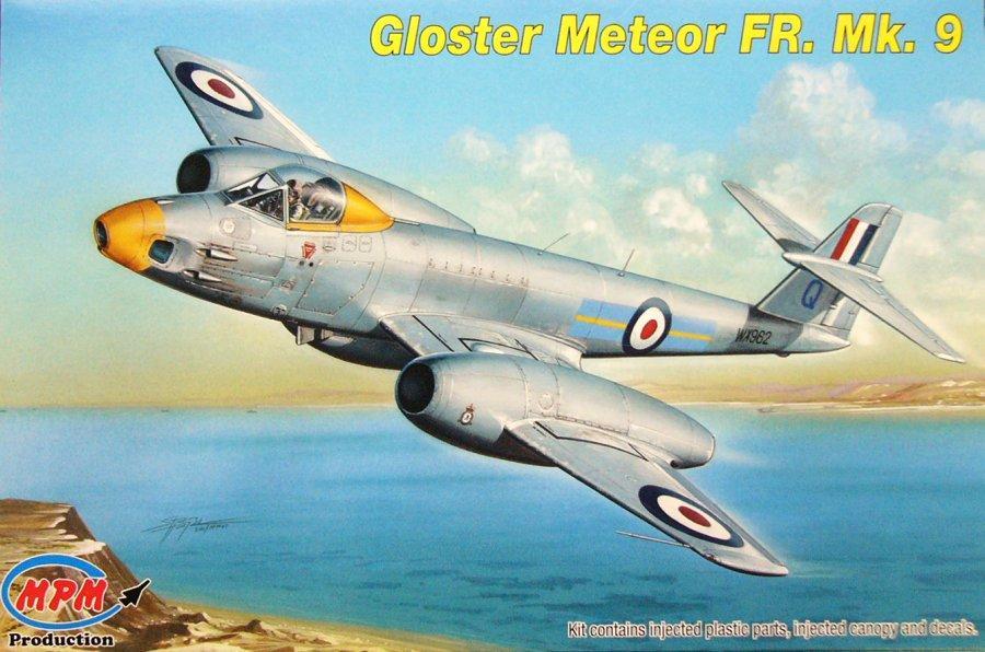 MPM 72534 Gloster Meteor FR.Mk.9