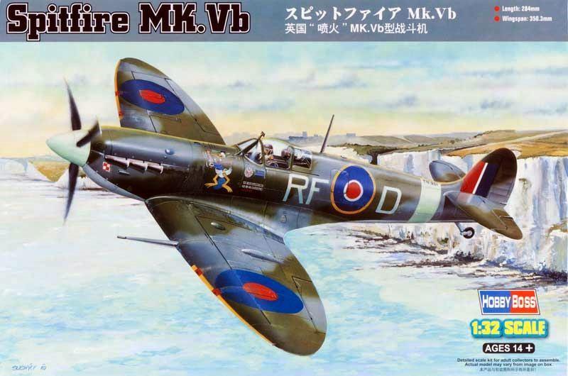 HOBBYBOSS 83205 Supermarine Spitfire Mk.Vb