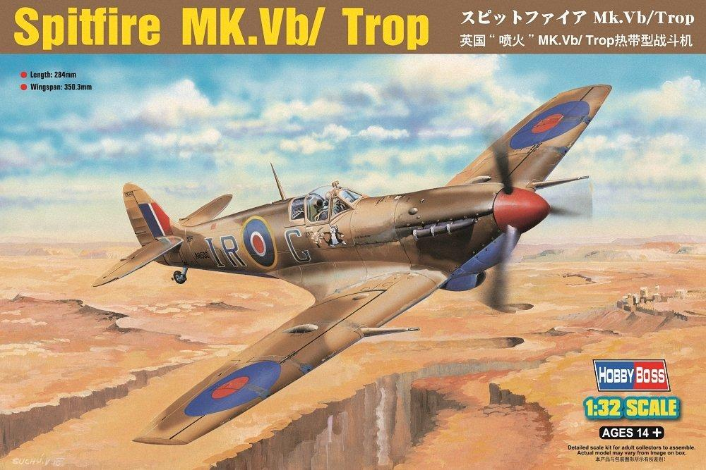 HOBBYBOSS 83206 Supermarine Spitfire Mk.Vb (Tropical Version)