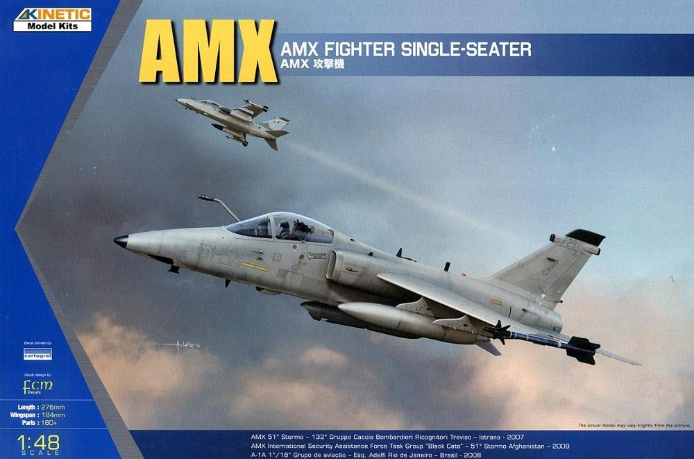 KINETIC 48026 AMX Fighter Single-Seater