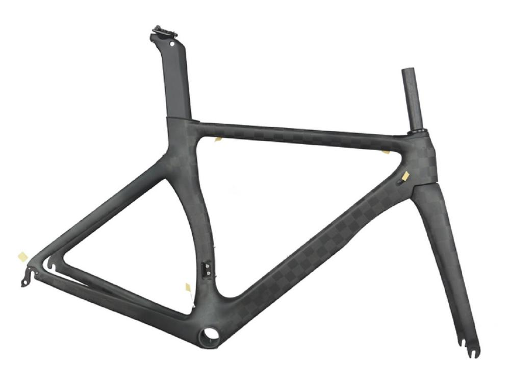 cuadro carbono TT-X2   IRSURI