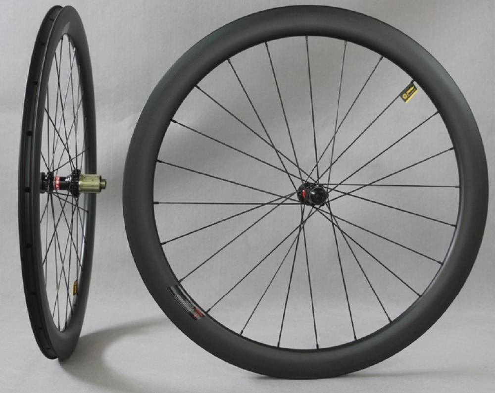 rueda carbono U SHAPE 27 NOVATEC