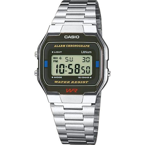 Casio A163WEA-1QES