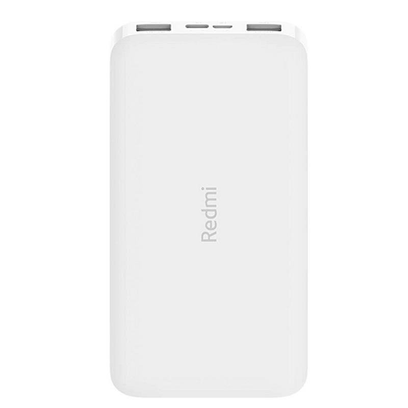 XIAOMI BATERIA EXTERNA REDMI POWER BANK 10000MAH - BLANCO
