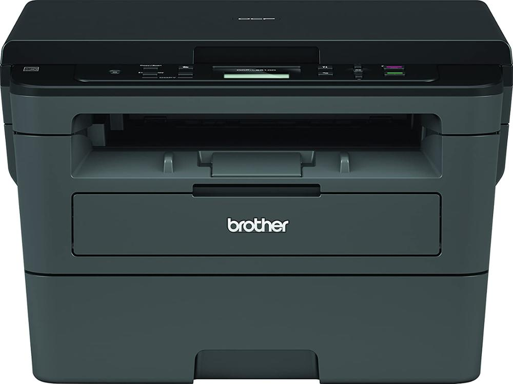 BROTHER Impresora MULTIFUNCION LASER MONOCROMO DCP-L2510D