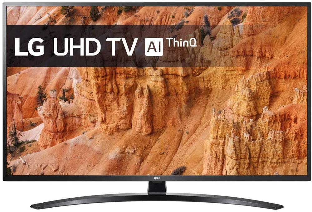 "LG Televisor 43UM7400 43"" UHD 4K SMART TV"