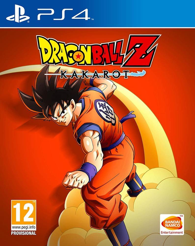 PS4 JUEGO DRAGON BALL Z: KAKAROT